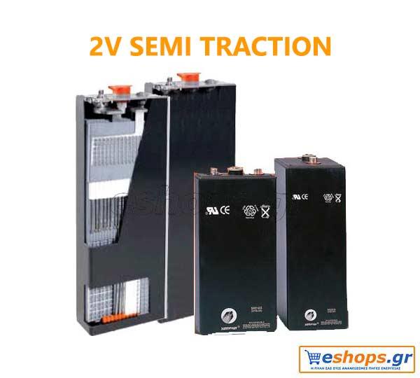 2v Semi Traction