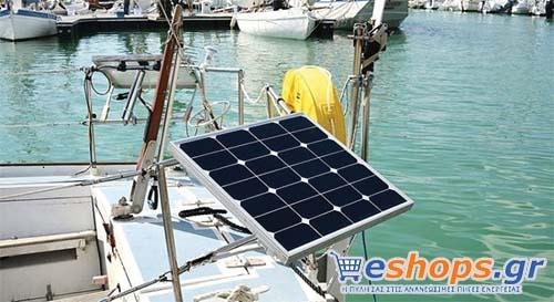 Φωτοβολταϊκά για Σκάφη